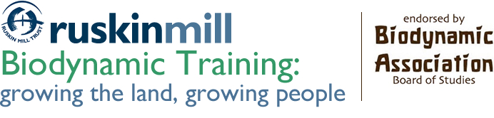 Biodynamic Training Logo